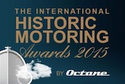 International Historic Motoring Award 2015 by Octane