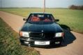 Mercedes Benz 500 SEC AMG Breitversion