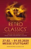 Roßfeldrennen auf der Retro Classics Stuttgart 2020