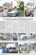 Artikel im Berchtesgadener Anzeiger