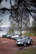 Jaguar feiert 80. Geburtstag mit einem Star-Aufgebot bei der Mille Miglia