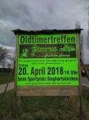 Oldtimertreffen im Tullnerfeld