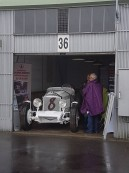 OGP am Nürburgring - Box bezogen