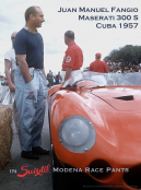 Fangio Stil bei der nächsten Veranstaltung?
