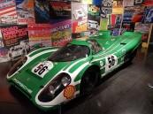 Porsche 911 in Le Mans