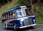 Edelweiß Classic 2014 im Oldtimer-Bus!