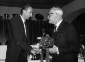 "Eberhard ""Ebbs"" Mahle feiert 50-jähriges Jubiläum"
