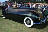Coole Rollies - 1939 Rolls-Royce Phantom III Labourdette Vutotal Cabriolet