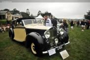 Coole Rollies - 1947 Rolls-Royce Silver Wraith Saoutchik Sedanca Coupe