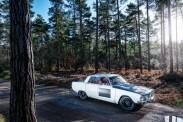 Rover 2000 Werks-Rallyewagen – Das letzte Aufbäumen