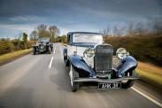 Rolls-Royce Phantom II und Singer Kaye Don Coupé – Vorkriegsluxus mal anders