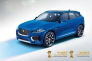 Künftige Klassiker 2: Jaguar F-PACE als bestes und schönstes Auto der Welt gekür
