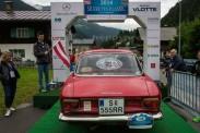 Tolle Werbung für das Roßfeldrennen bei der Silvretta Classic 2014!