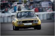Walter Röhrl im Opel Manta A