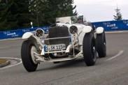 Mercedes-Benz Classic beim Roßfeldrennen