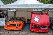 Schnitzer Motorsport begeisterte  die Fans der weiß/blauen Marke!