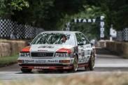 Der Meister von 1991 im Meisterauto von 1990 - sensationelle Audi-Paarung!