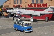 Internationale Oldtimer-Bustreffen in Sinsheim