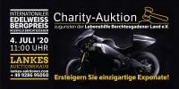 Charity-Auktion zugunsten der Lebenshilfe BGL
