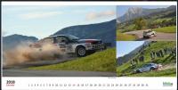 "Austrian Rallye Legends Kalender 2018 - ""Atemberaubende Kulisse trifft Legenden"""