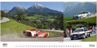 Austrian Rallye Legends Kalender 2021 - 'Atemberaubende Kulisse trifft Legenden'