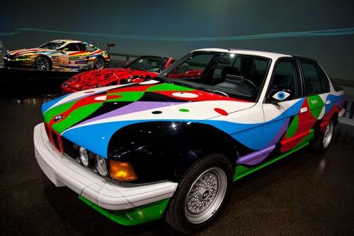 BMW 730i E32 - VERKAUFT!